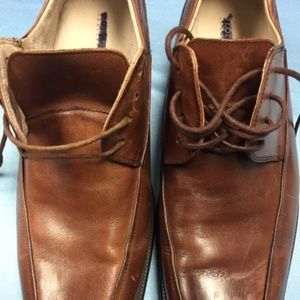 NWT Florsheim laced leather dress shoes #223